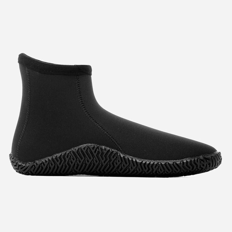 5mm Echomid Boots, Noir/Bleu, hi-res image number 2