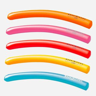 Inflatable flotation tube