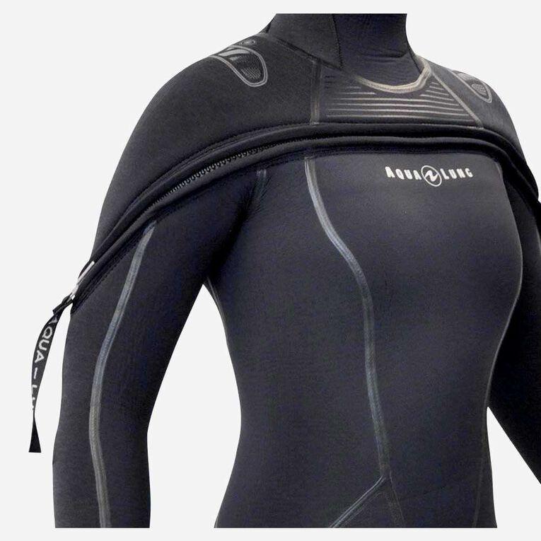 SolAfx 8/7mm Wetsuit Women, Noir, hi-res image number 2