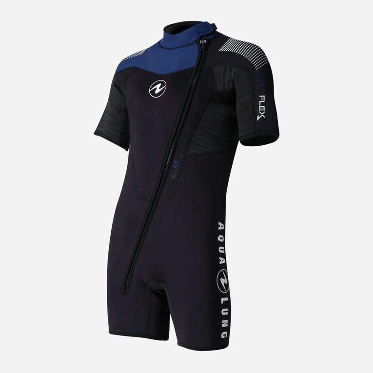 DynaFlex 5.5mm Jacket Men, Noir/Bleu marine, hi-res image number 0