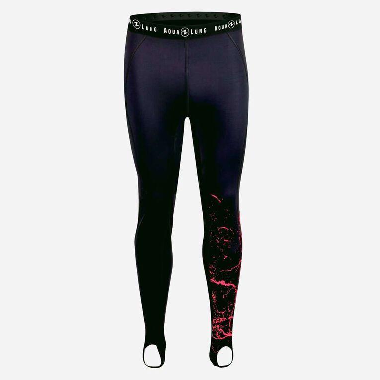 CeramiQskin Pants Women, Noir/Corail, hi-res image number 0