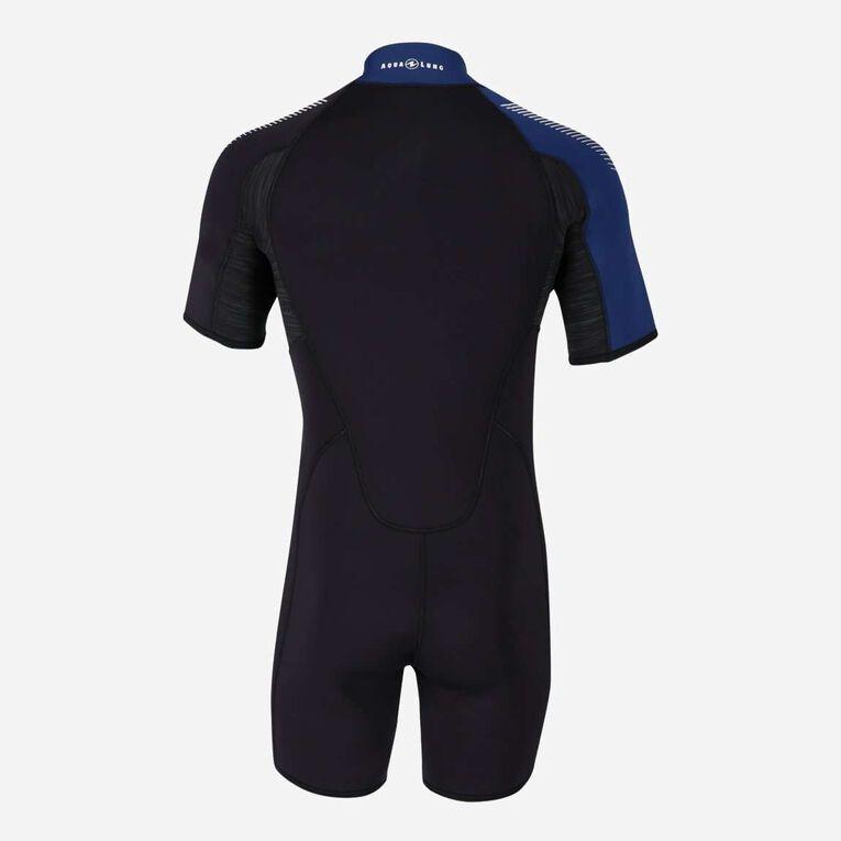 DynaFlex 5.5mm Jacket Men, Noir/Bleu marine, hi-res image number 1