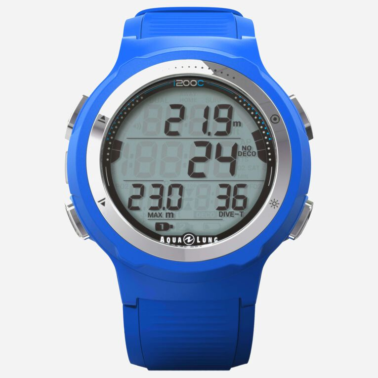 i200C Blue, Bleu, hi-res image number 1