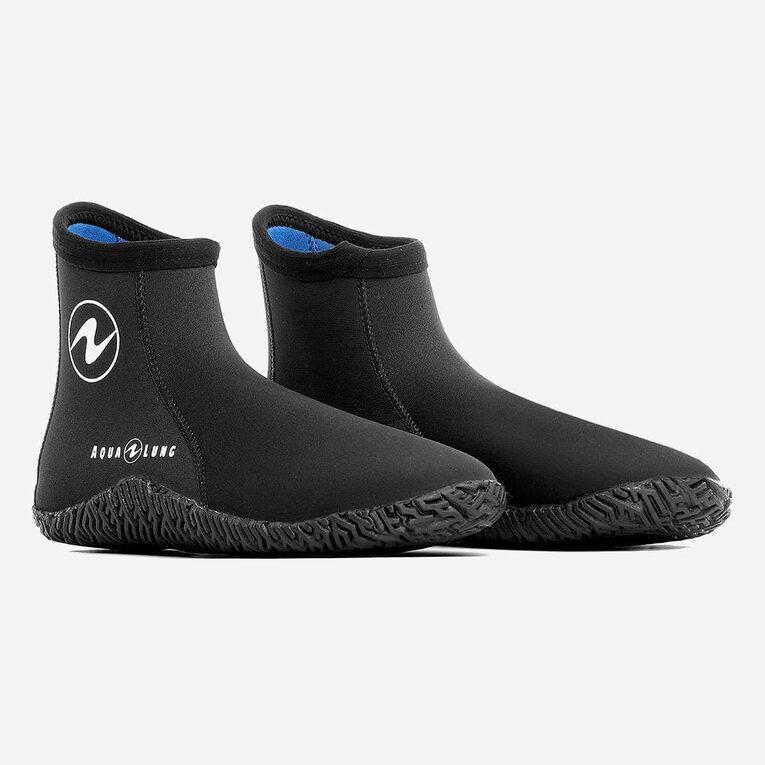 5mm Echomid Boots, Noir/Bleu, hi-res image number 0