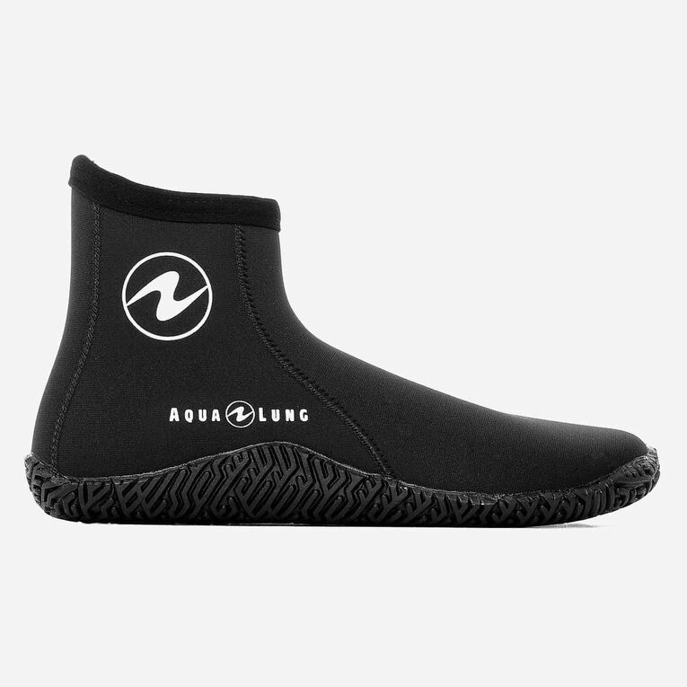 5mm Echomid Boots, Noir/Bleu, hi-res image number 1