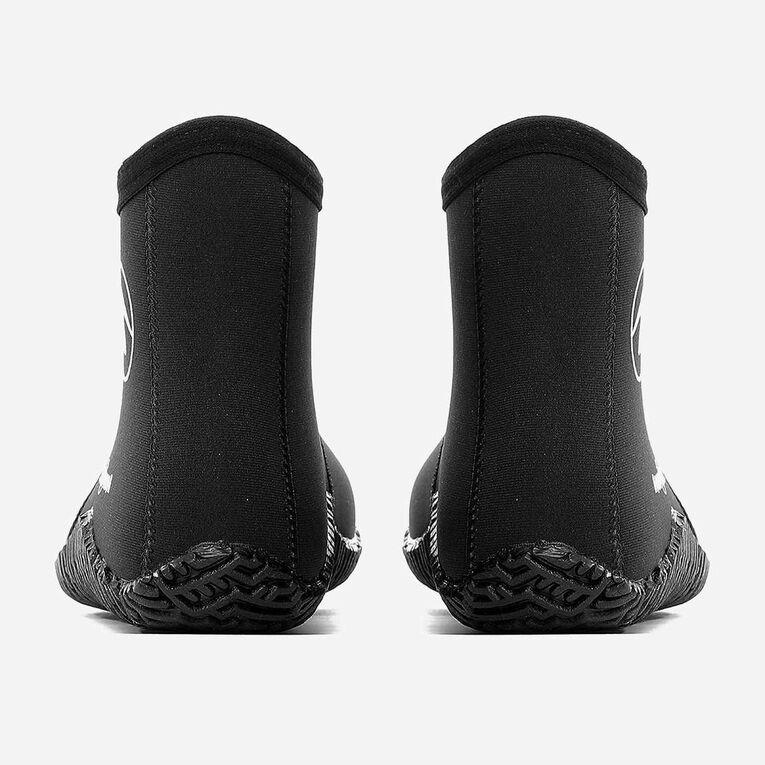 5mm Echomid Boots, Noir/Bleu, hi-res image number 3
