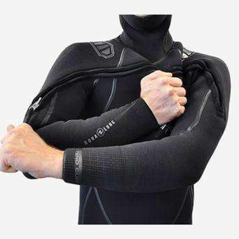 SolAfx 8/7mm Wetsuit Men, Noir, hi-res image number 5