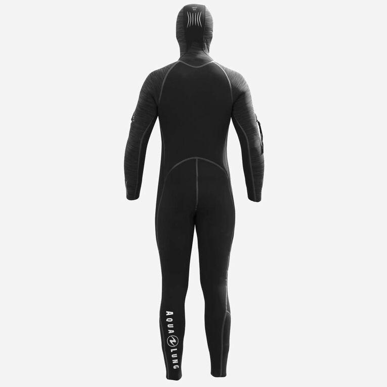 SolAfx 8/7mm Wetsuit Men, Noir, hi-res image number 4