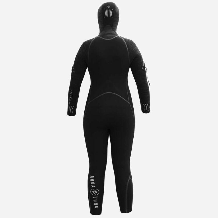 SolAfx 8/7mm Wetsuit Women, Noir, hi-res image number 4