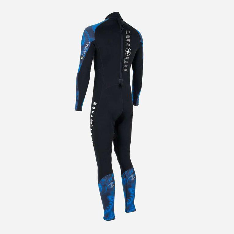 HydroFlex 3mm Coral Guardian Wetsuit Men, Noir/Bleu, hi-res image number 3