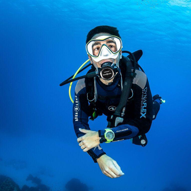 DynaFlex 5.5mm Wetsuit Men, Noir/Bleu marine, hi-res image number 4