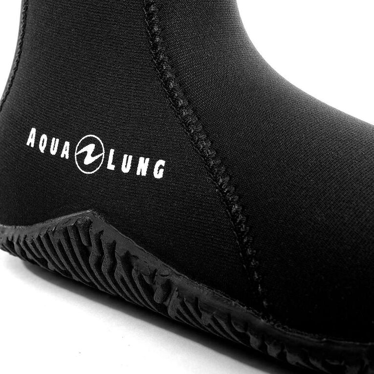 5mm Echomid Boots, Noir/Bleu, hi-res image number 5