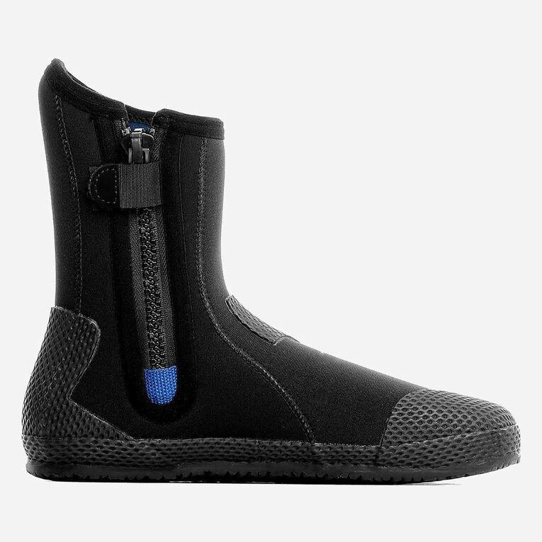 3mm Superzip Boots, Noir/Bleu, hi-res image number 2