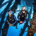 HydroFlex 1mm Coral Guardian Wetsuit Men, Noir/Bleu, hi-res image number 4