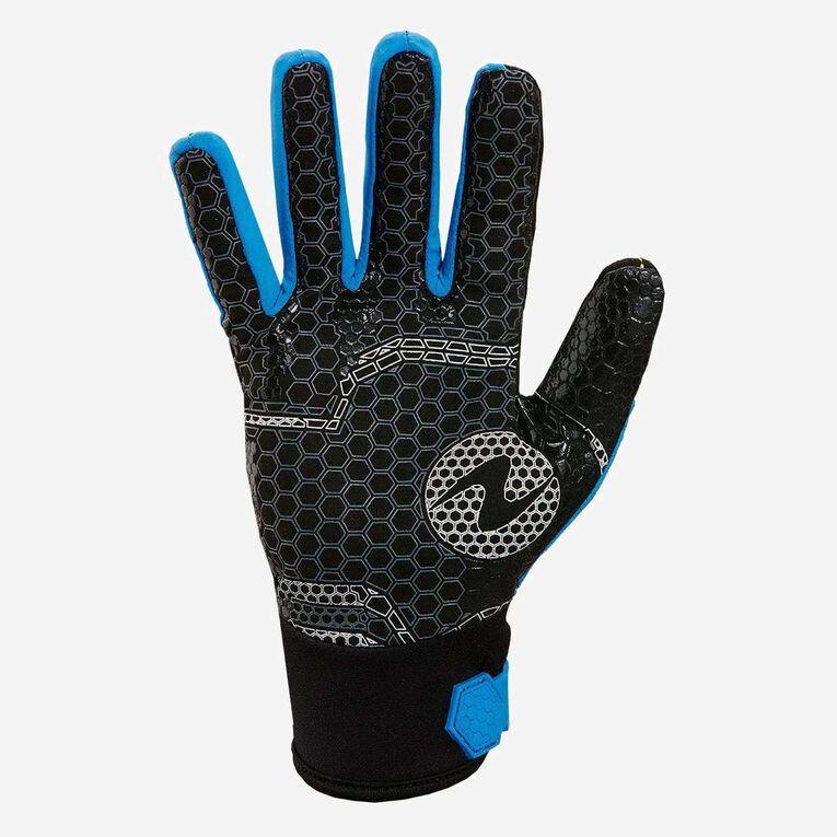 Velocity Gloves, Bleu/Noir, hi-res image number 2