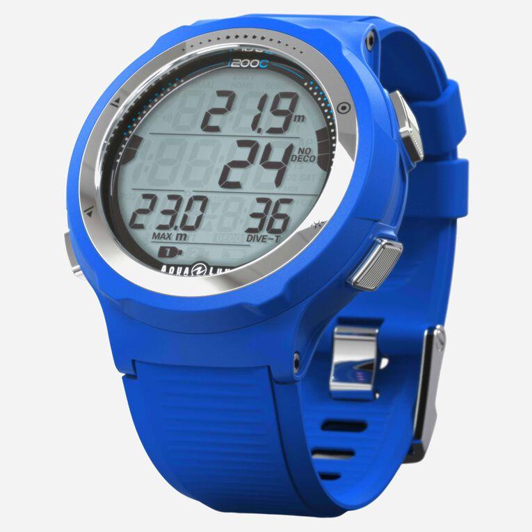 i200C Blue, Bleu, hi-res image number 2