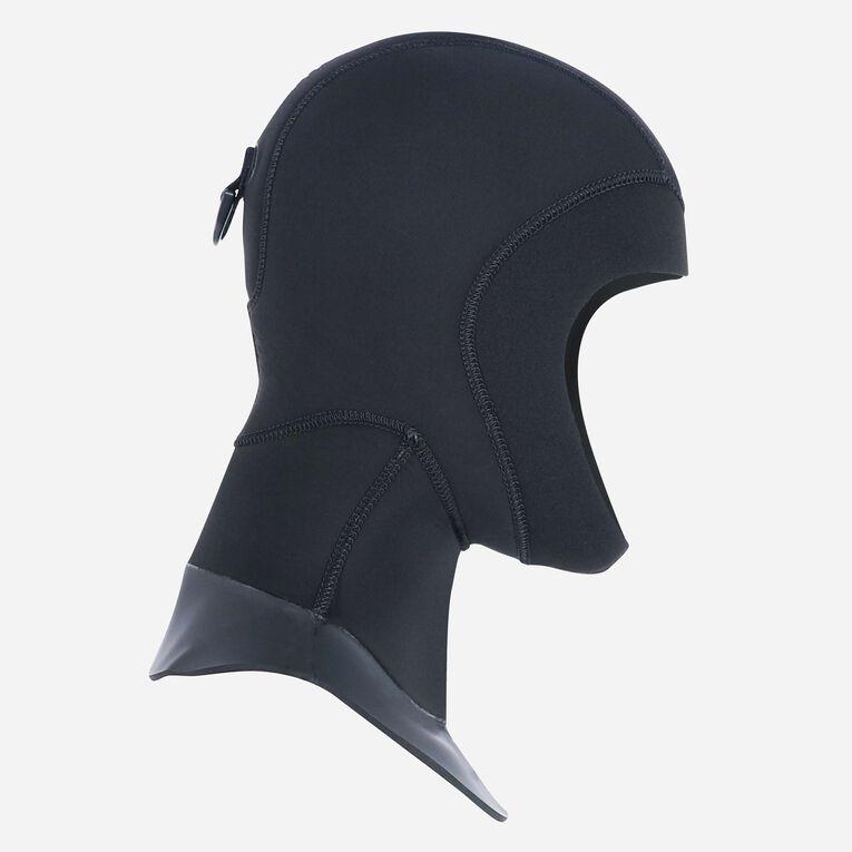 Hood Comfort 6mm - unisex, Noir, hi-res image number 1