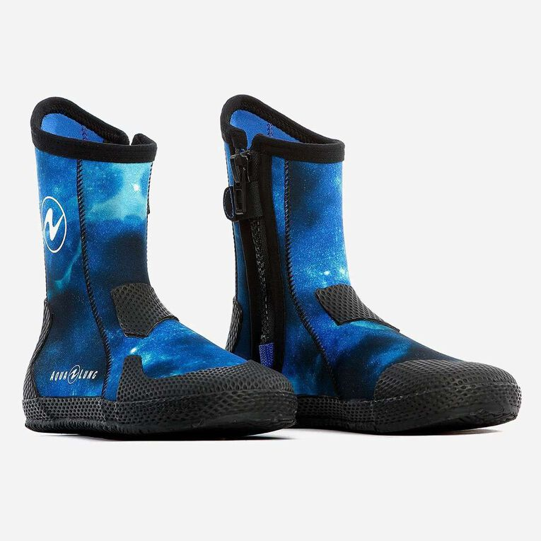5mm Superzip Boots, Bleu/Noir, hi-res image number 3