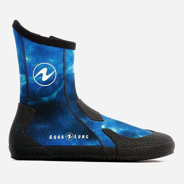 5mm Superzip Boots, Bleu/Noir, hi-res image number 0
