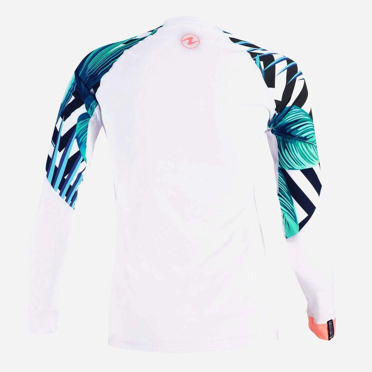 Xscape Rashguard Loose fit Long sleeve - Women, Multicolore, hi-res image number 3