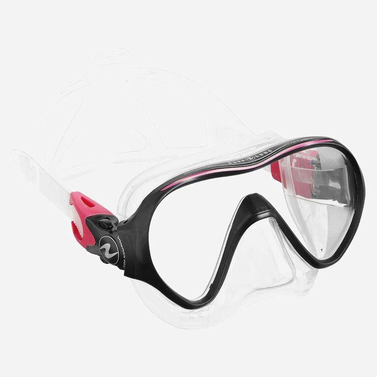 Linea, Noir/Rose/Verres transparents, hi-res image number 0