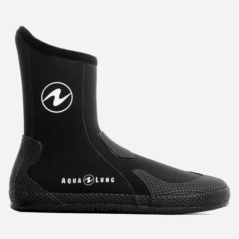 3mm Superzip Boots, Noir/Bleu, hi-res image number 1