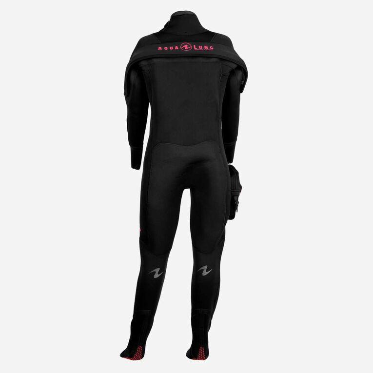Blizzard Pro Drysuit, Noir/Corail, hi-res image number 1