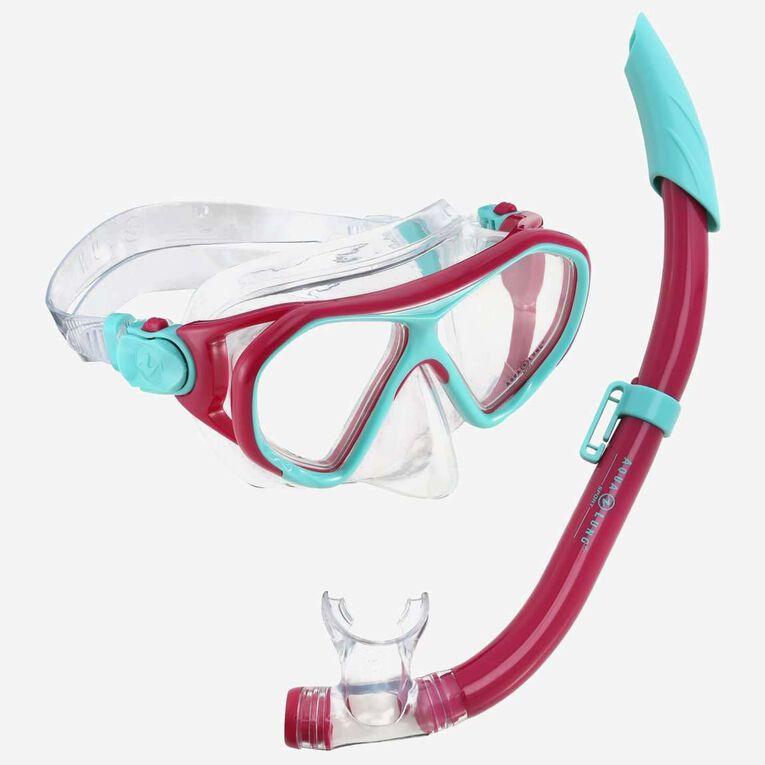 Urchin Jr Combo, Rose vif/Turquoise, hi-res image number 0