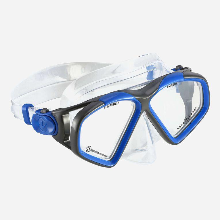 Trooper Travel Snorkeling Set, Bleu/Noir, hi-res image number 1