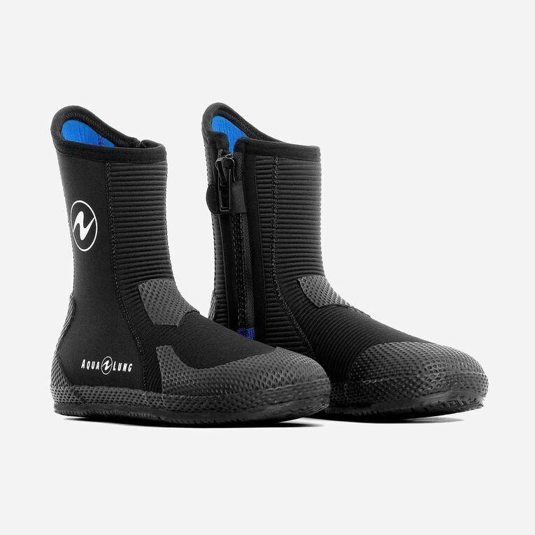 5mm Ultrazip Boots, Noir/Bleu, hi-res image number 0