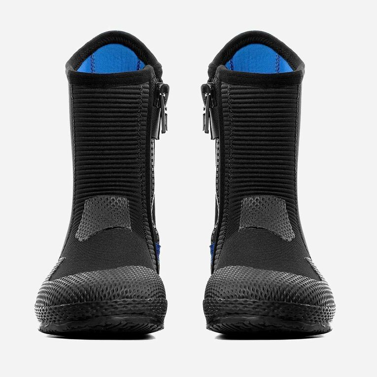 5mm Ultrazip Boots, Noir/Bleu, hi-res image number 5