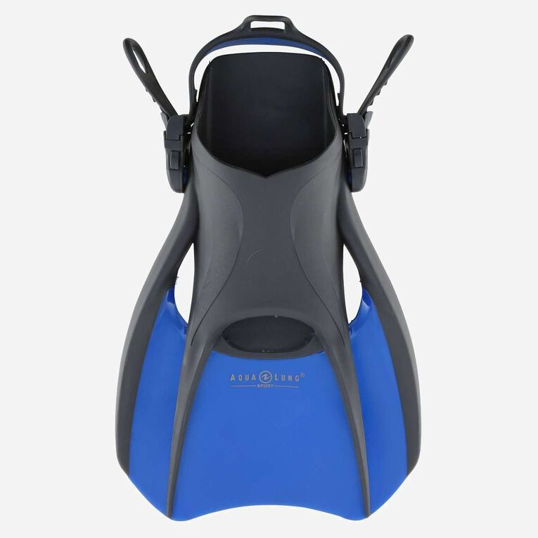 Trooper Travel Snorkeling Set, Bleu/Noir, hi-res image number 2