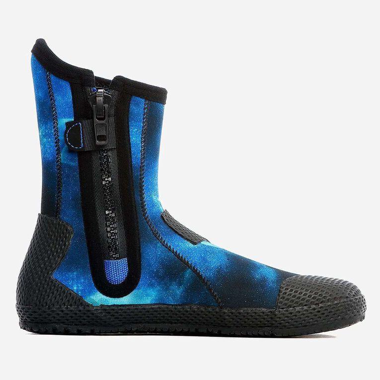 5mm Superzip Boots, Bleu/Noir, hi-res image number 1