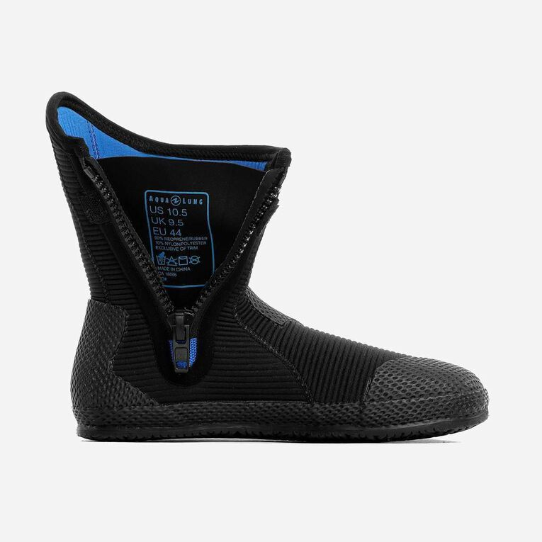 5mm Ultrazip Boots, Noir/Bleu, hi-res image number 3