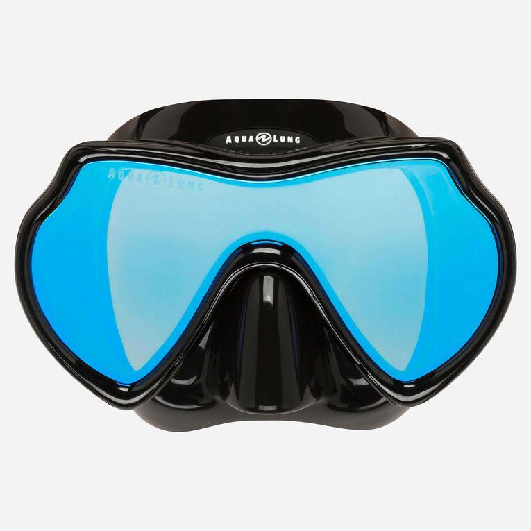Mistique blue mirror, Noir/Verres bleus, hi-res image number 1